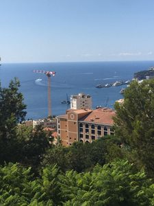 Surplombant Monaco, charmant duplex - vue imprenable et parking privé