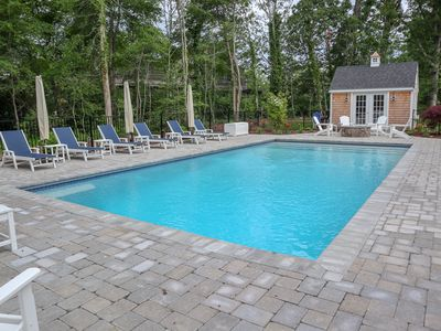 Photo for Big, Beautiful Newly Renovated Home! Walk 3 Minutes to Beach: 113-B