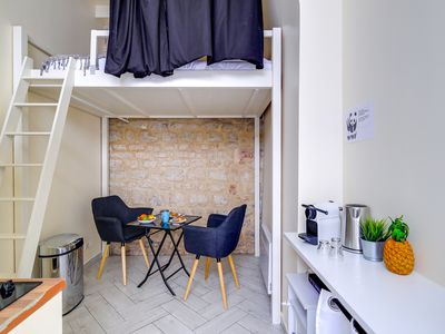 Photo for Cosy studio in the heart of the Marais