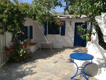 Naxos Airport (JNX), Cyclades Islands, Greece