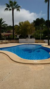 Photo for Superb  location in the best part of Moraira. Short walk to town.