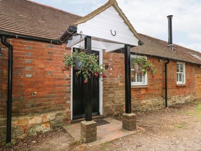 Photo for Stables Cottage, HEATHFIELD
