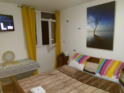 Photo for Peaceful cocooning room near Orly airport