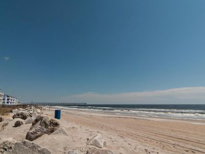 Photo for Spectacular views in this amazing oceanfront condo with pool access