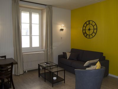 Photo for Apartment Heart of the village 1