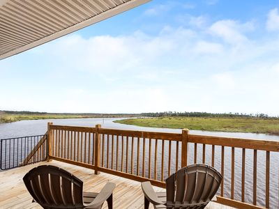 Photo for Waterfront Home on Bayou Lacombe