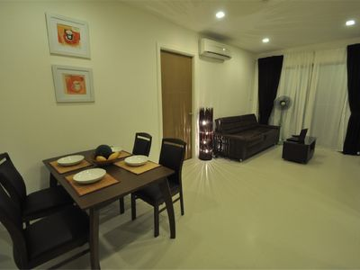 Photo for 2BR Apartment Vacation Rental in Hua hin, Thailand
