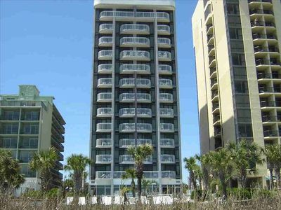 Direct Ocean Front Building 5th Floor Direct Ocean Front Exterior Corner Unit.