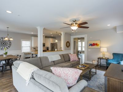 Photo for Mins to Downtown Nashville | Southern Charmer in Gorgeous Hope Gardens!