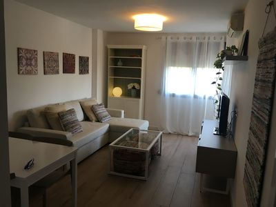 Photo for New !!BRIGHT Apartment 3Bedroom 2bathroom fully equipped WIFi 300Mb Free Parkin