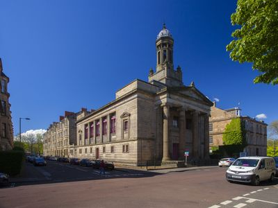 Photo for Stylish and luxurious apartment within architectural landmark in Glasgow