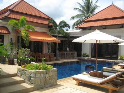 Photo for Villa with private pool in excl. System, with housekeeper, Sai Taan Gardens