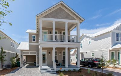 Photo for Brand new home in Grayton Beach! With community pool and 3 bicycles.