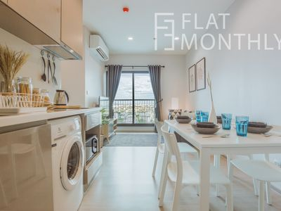 Photo for 🏢 Super New! 2-BR at BTS Bang Chak by FlatMonthly