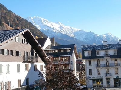Photo for Apartment in the center of Saint-Gervais-les-Bains with Lift, Internet, Balcony (113255)