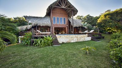 Photo for Brisa Del Mar: Balinese Style Oceanfront  Villa Private Pool