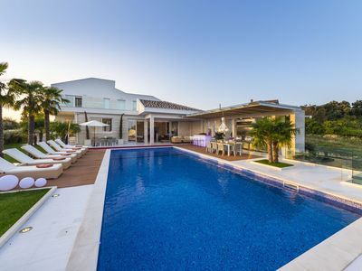 Photo for Luxury Villa Beyond with Pool