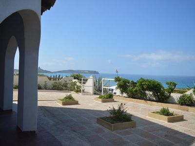 Photo for Holiday house San Giovanni di Sinis for 1 - 6 persons with 4 bedrooms - Holiday house