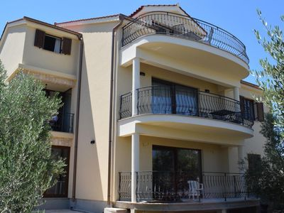 Photo for Holiday apartment Malinska for 2 - 4 persons with 1 bedroom - Holiday apartment