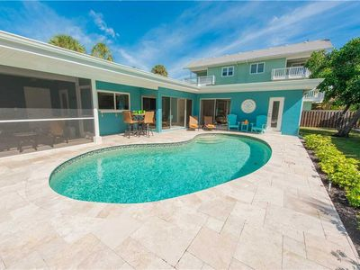 Photo for Gorgeous Private Pool and October Availability! Beach Haven 4 BR / 3 BA