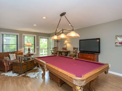Photo for Nashville Retreat Pool Table / Massage Chair / WiFi