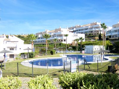 Photo for BEAUTIFUL APARTMENT GOLF & BEACH WITH POOL AND PADEL IN TERRAZAS DE ALCAIDESA