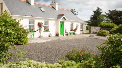 Photo for Accommodation adjacent to Cliffs of Moher overlooking Championship golf course