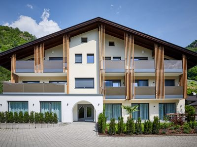 Photo for Laitacherhof: New apartment with sauna and pool in Klausen