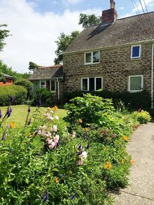 Photo for Beautifully Appointed 2 Bedroom Stone Cottage In Outstanding Natural Beauty Area