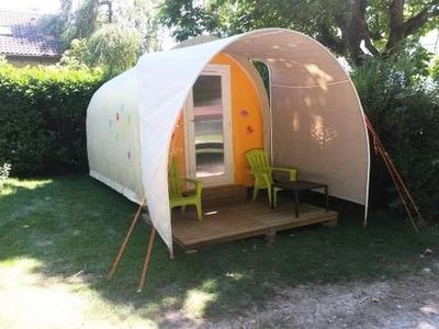 Photo for Camping Beaches L'Ain *** - Coco 2 Rooms 2 People (without health)