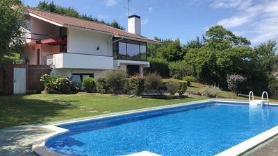 Photo for Entire villa with pool and amazing views