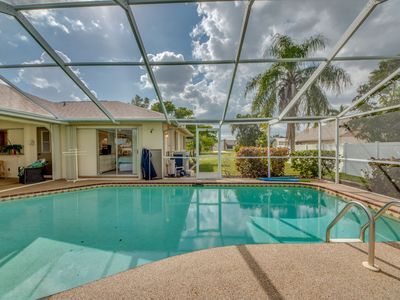 Photo for Roelens Vacations - Villa Breezy - Cape Coral