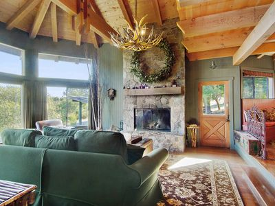 Photo for Romantic Lodge in Point Reyes/Inverness: 'Mankas-esque Retreat'