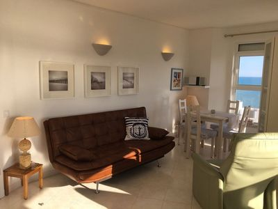 Photo for BEACH APARTMENT MIRADOURO WITH BREATHTAKING PANORAMA SEA VIEW DIRECTLY AT MEE