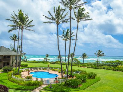 Photo for Kaha Lani #304: Coconut Coast • Pacific Sunrise View • 1BR/1½B • Top Level View