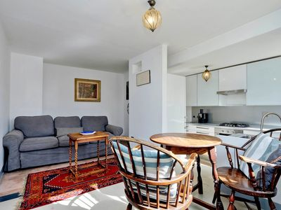 Photo for Apartment in the center of Rome with Lift, Internet, Air conditioning, Terrace (1025676)