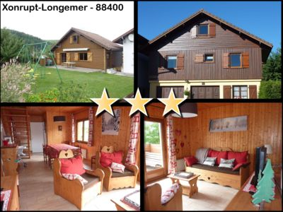 Photo for Three-star chalet