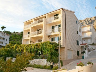 Photo for Apartments Matija, (11778), Duće, Omis riviera, Croatia