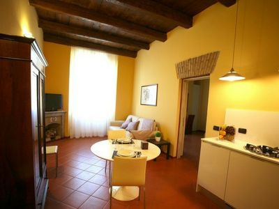 Photo for Luxurious apartment for 4 guests in the center of Ferrara