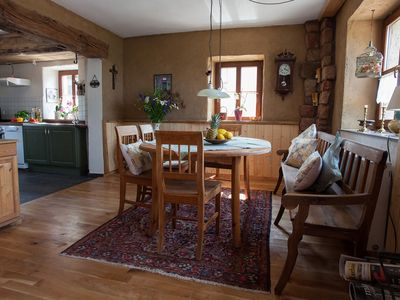 Photo for romantic, newly renovated farmhouse, family friendly, pets