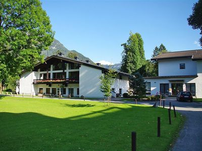 Photo for Apartment in the center of Sankt Martin bei Lofer with Pool, Lift, Parking, Garden (753620)