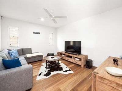 Photo for Pet Friendly, new house Peregian Breeze Drive, Peregian Beach