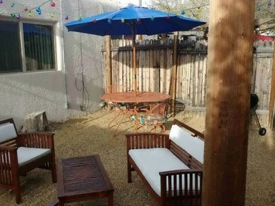 Photo for 1BR Apartment Vacation Rental in Albuquerque, New Mexico