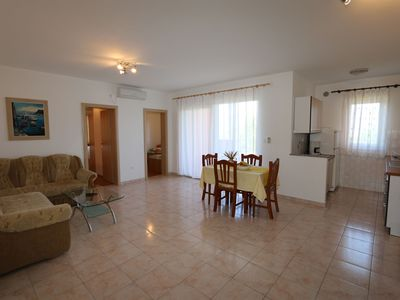 Photo for Apartments Dudovic Darko (10035-A3) - Silo - island Krk