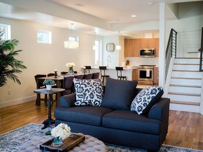 Photo for Rooftop Spa ★ NEW Modern Home ★ Walk to DT Denver!