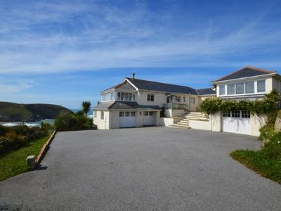 Photo for With uninterrupted sea views, this property enjoys a superb hillside position.