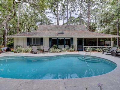 5 Piping Plover- 4th Row Ocean with Pool, Screened Porch & Fido Friendly