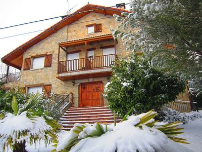 Photo for Rural House (Full Rent) 12 pax in GREDOS Regional Park.