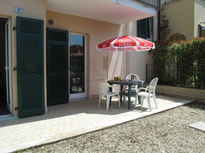 Photo for Apartment Cala Azzurra (IMP310) in Imperia - 4 persons, 1 bedrooms