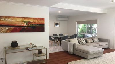 Photo for Beautifully renovated townhouse in the heart of Cotton Tree